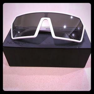 9da5f94bfd4 Nooka Mercury Sunglasses (White)